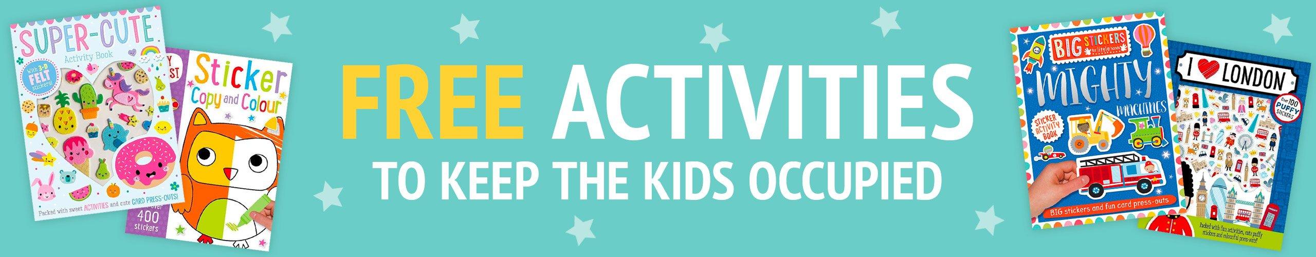 Free Downloadable Activities