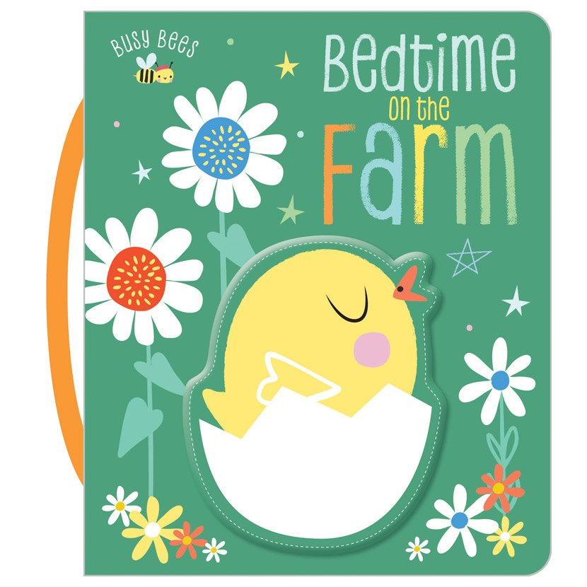 First Spread of Bedtime on the Farm (9781788438285)