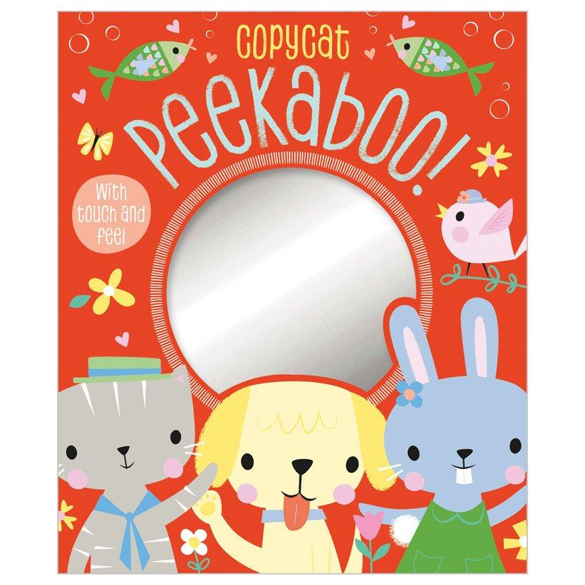 First Spread of Copycat Peekaboo! (9781788438353)