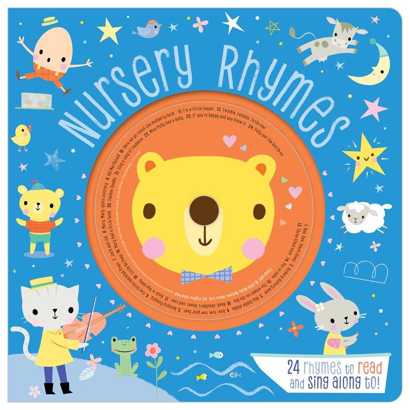 First Spread of Nursery Rhymes (9781788438278)