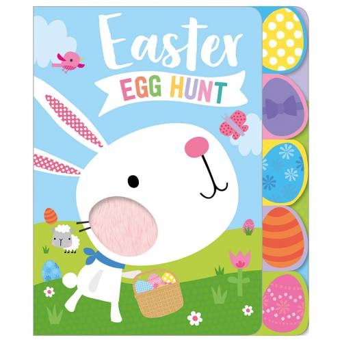 First Spread of Easter Egg Hunt (9781788435383)