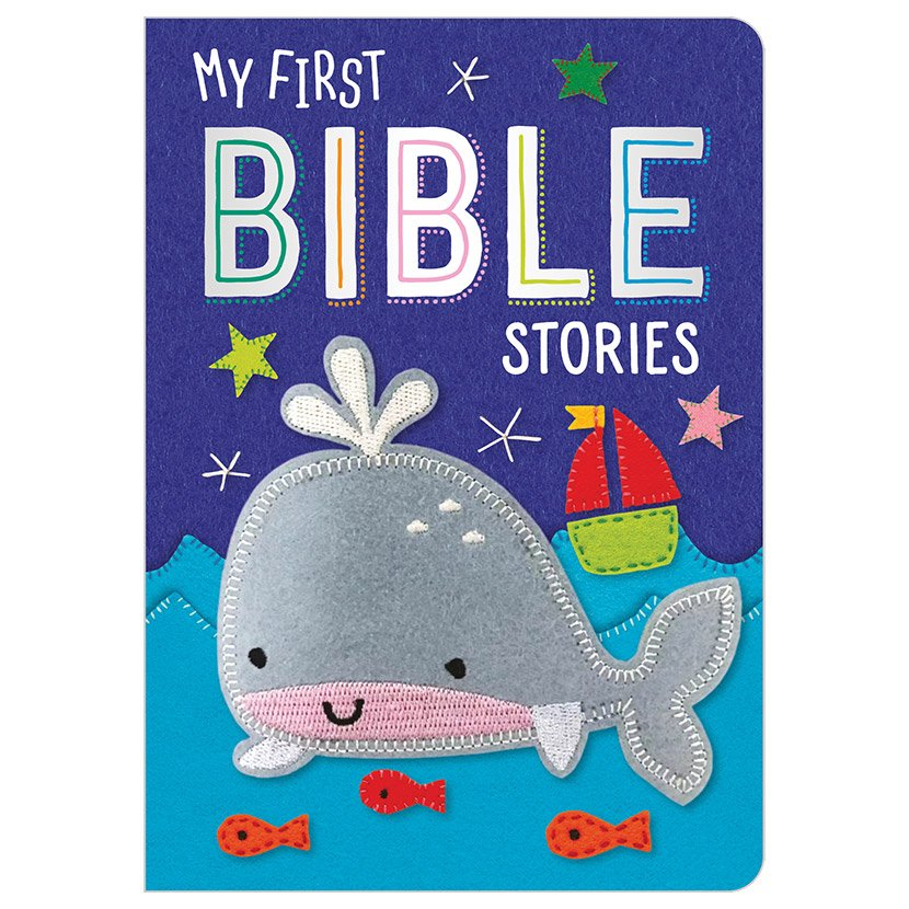 First Spread of My First Bible Stories (9781788435352)