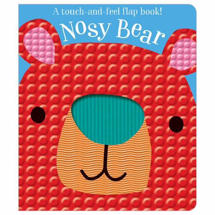 First Spread of Nosy Bear (9781788436588)