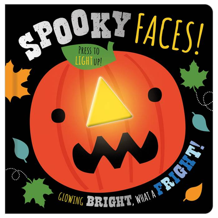 First Spread of Spooky Faces! (9781788438940)