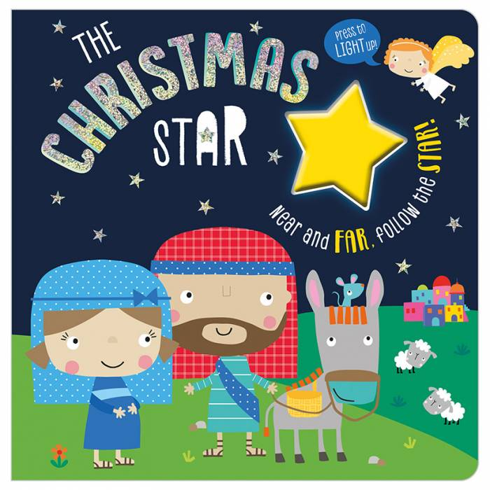 First Spread of The Christmas Star (9781788439268)