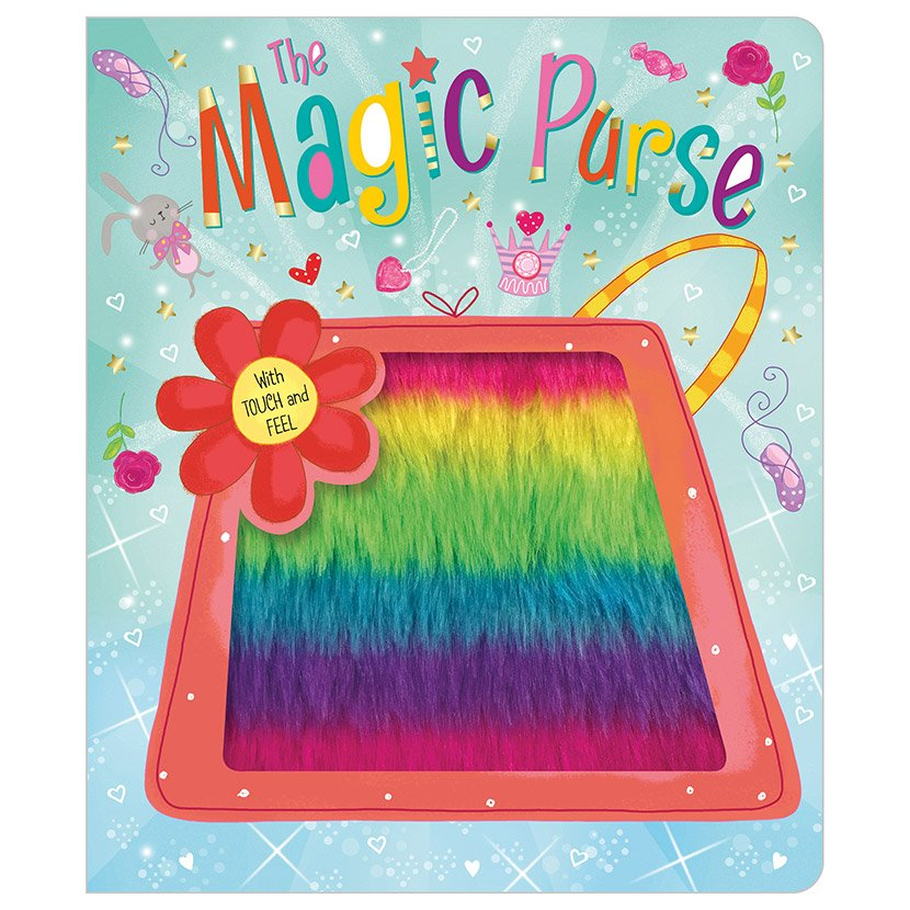 First Spread of The Magic Purse (9781789470086)