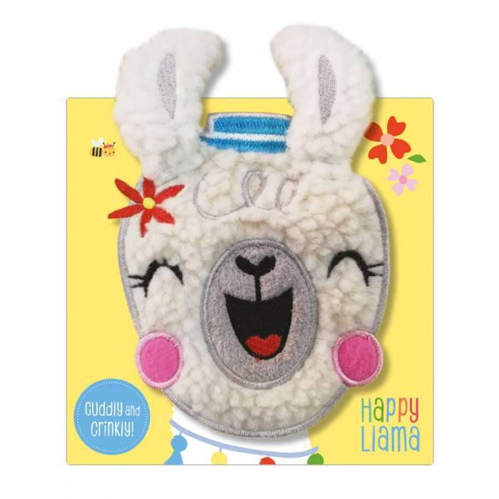 First Spread of Happy Llama (9781788436489)