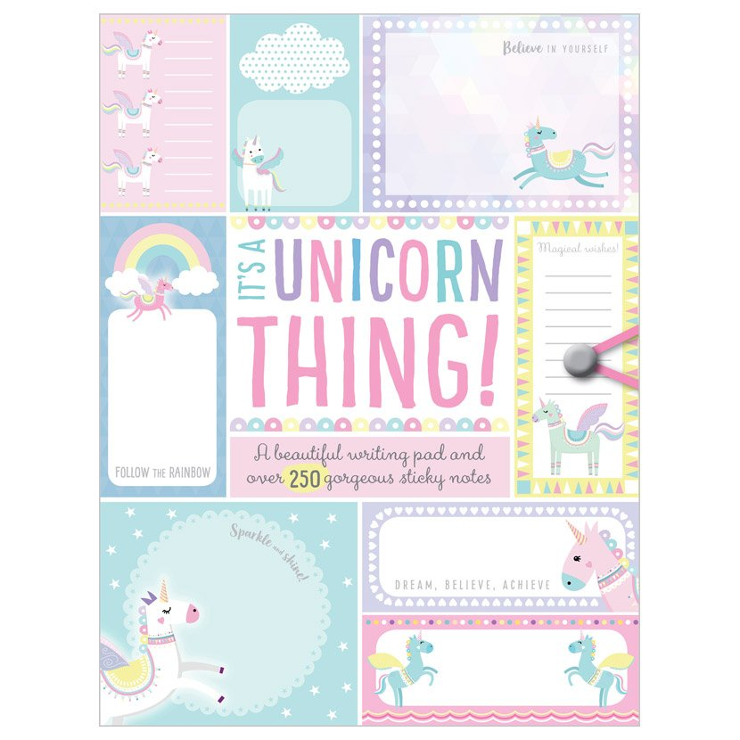 First Spread of It's a Unicorn Thing (9781788434294)