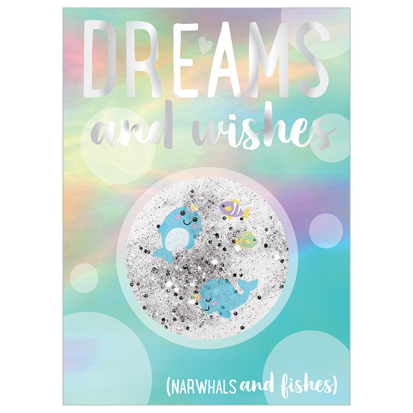 First Spread of Dreams and Wishes (9781788436786)