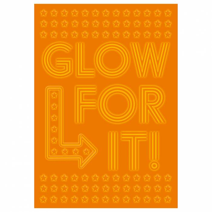 First Spread of Glow For It (9781788436281)