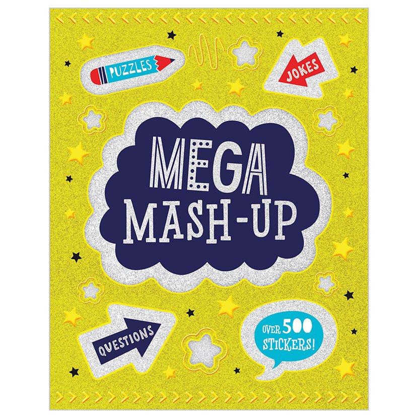 First Spread of Mega Mash-Up (9781789470413)