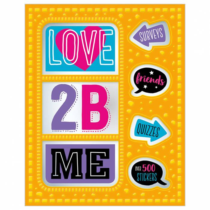 First Spread of Love 2 B Me (9781789470406)