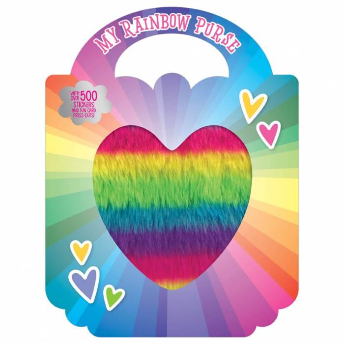 First Spread of My Rainbow Purse (9781789476569)