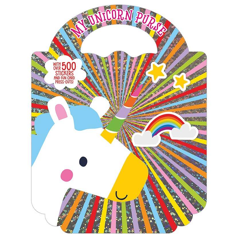 First Spread of My Unicorn Purse (9781789470284)