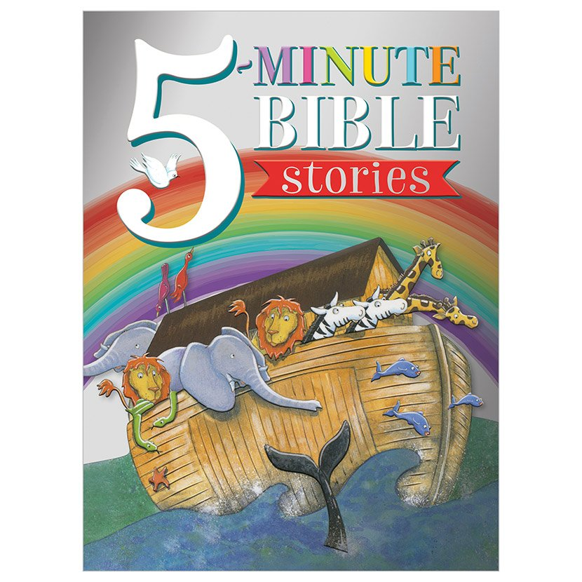First Spread of 5-Minute Bible Stories (9781789471526)