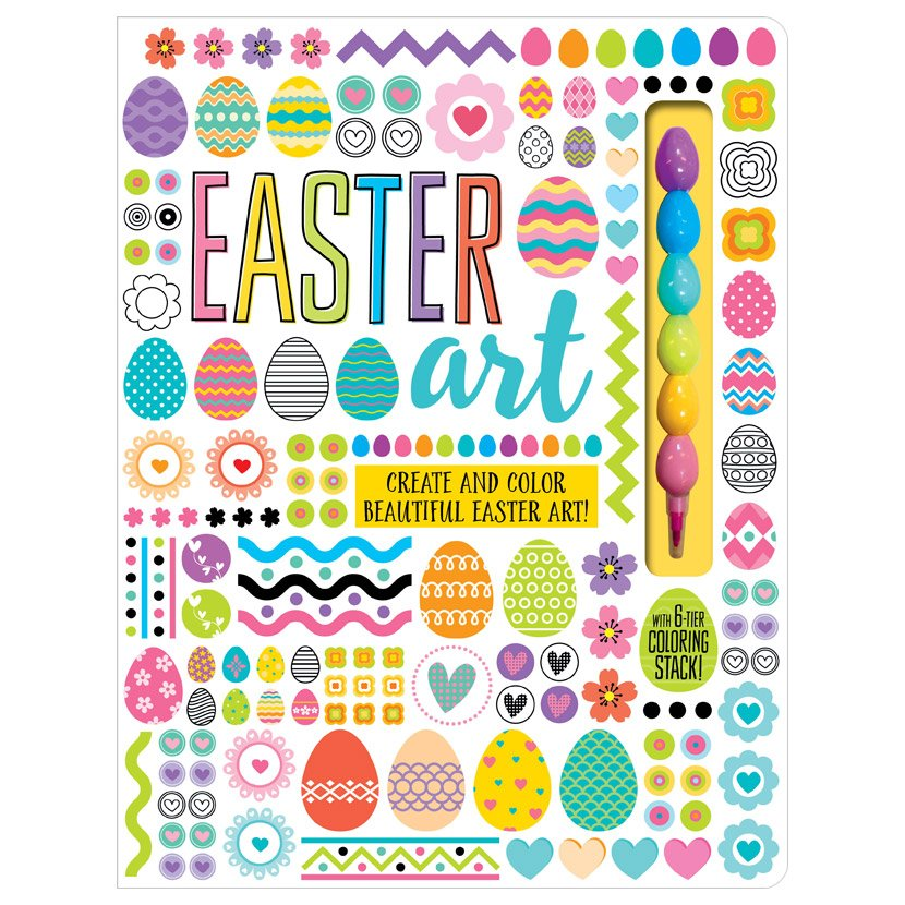 First Spread of Easter Art (9781786928771)
