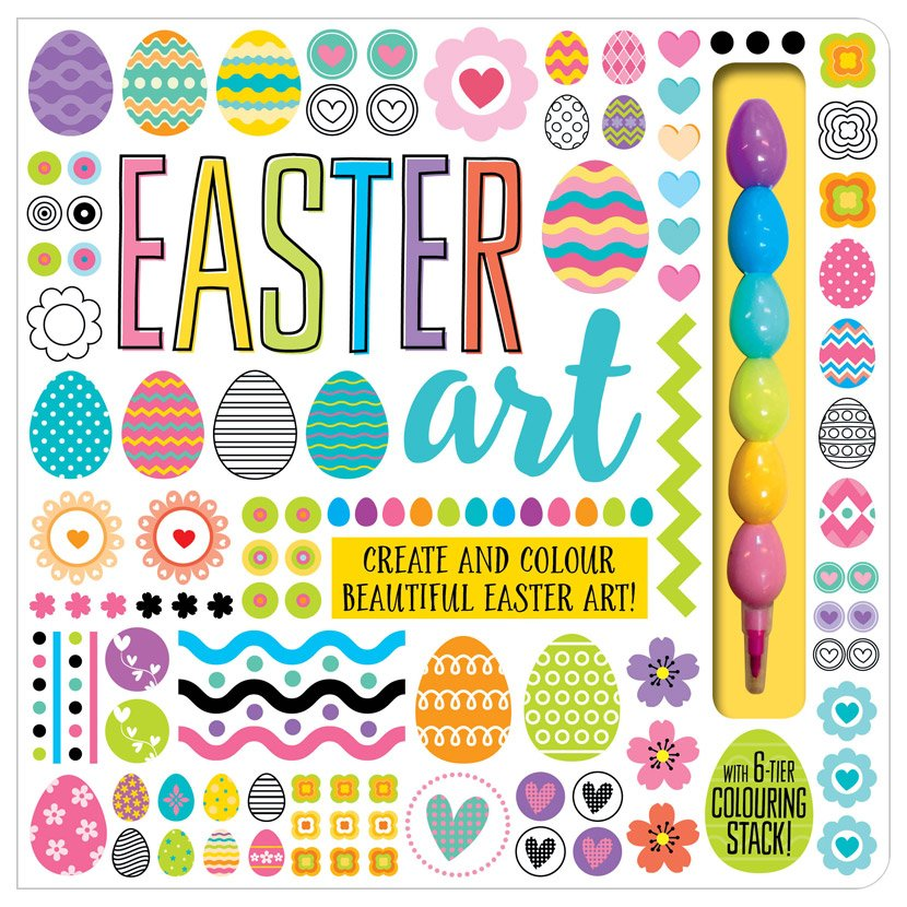 First Spread of Easter Art (9781788430876)