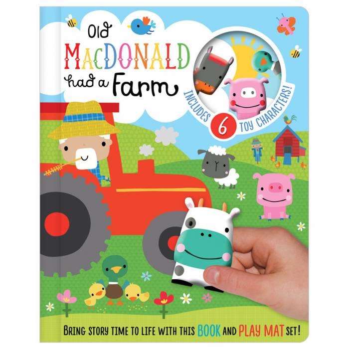 First Spread of Old Macdonald Had a Farm (9781788436618)