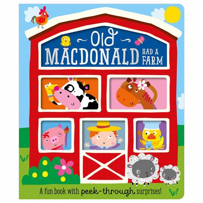 First Spread of Old Macdonald Had a Farm (9781786929044)
