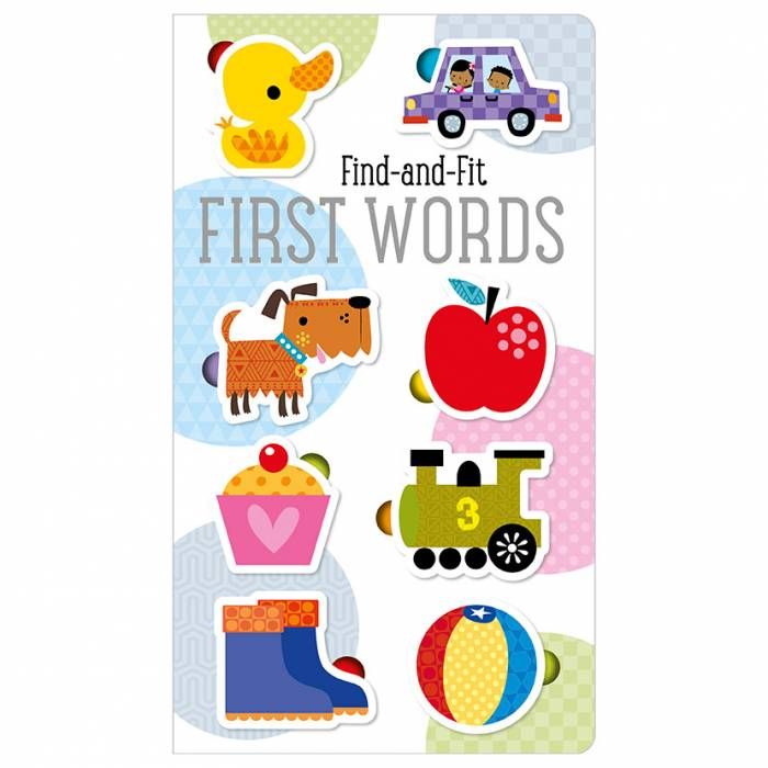First Spread of First Words (9781786928986)