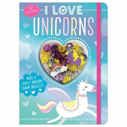 First Spread of I Love Unicorns (9781788432450)