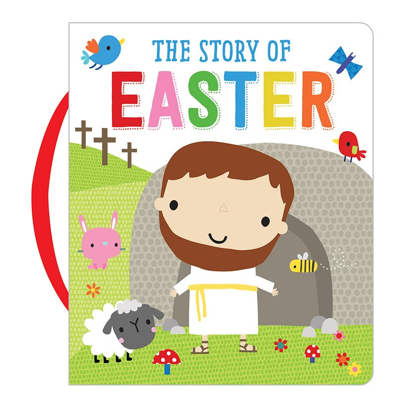First Spread of The Story of Easter (9781785989032)