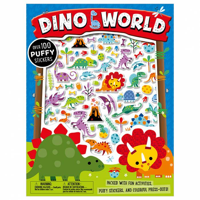 First Spread of Dino World (9781786923356)