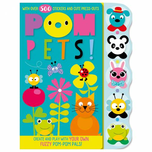 First Spread of Pom Pets! (9781786923394)