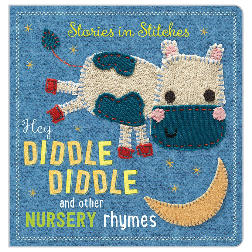 First Spread of Hey Diddle Diddle and other Nursery Rhymes (9781783934362)