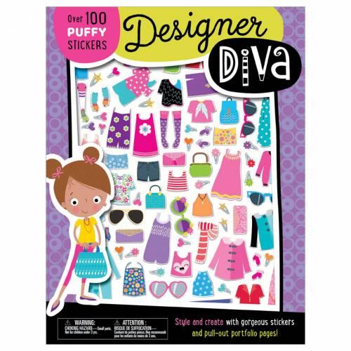 First Spread of Designer Diva (9781785981456)