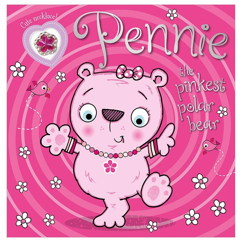 First Spread of Pennie the Pinkest Polar Bear (9781785984815)