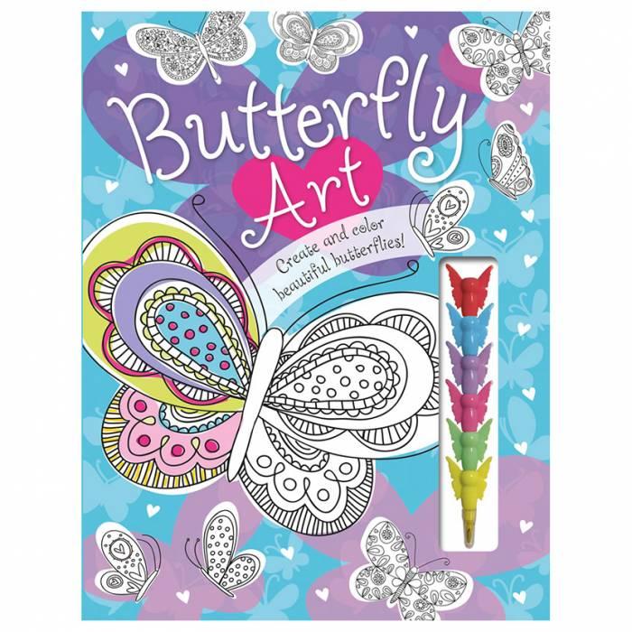 First Spread of Butterfly Art (9781783937158)