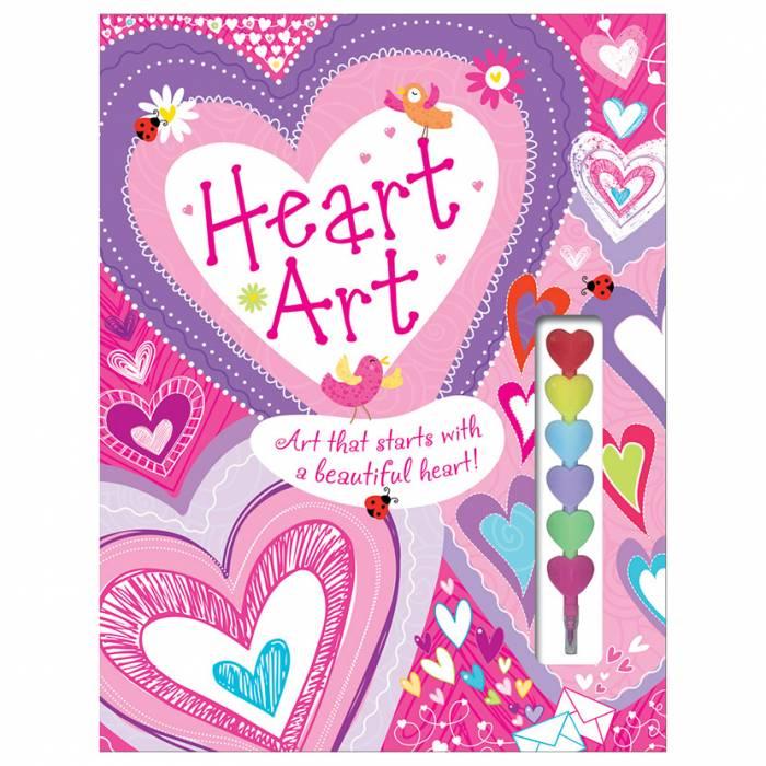 First Spread of Heart Art (9781782359067)