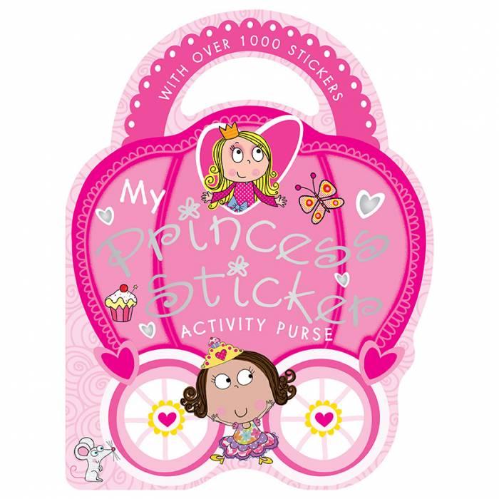 First Spread of My Princess Sticker Activity Purse (9781782353768)