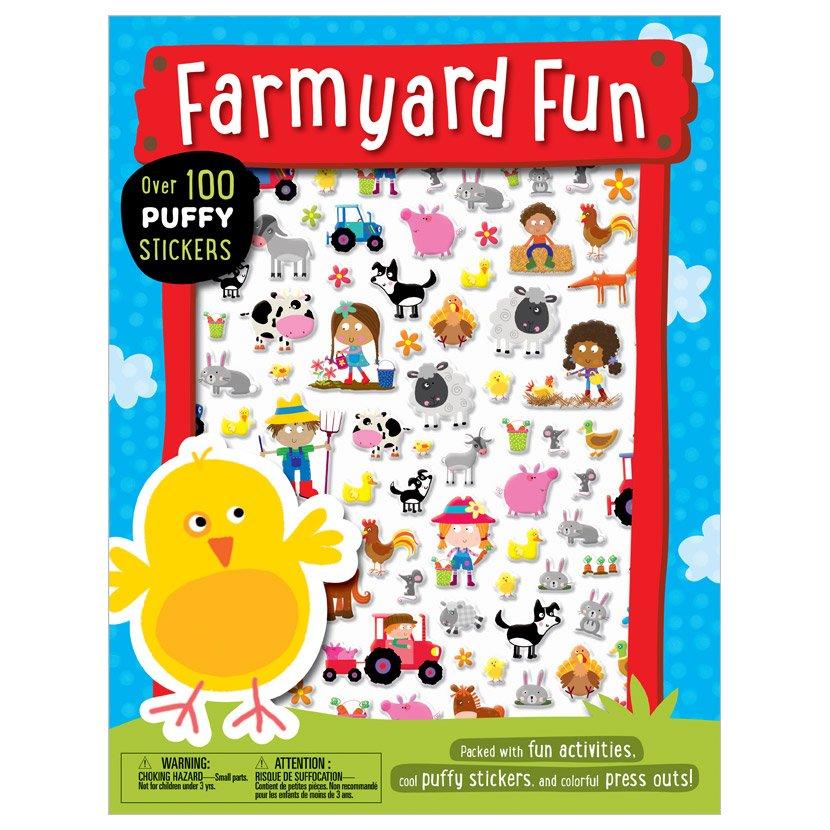 First Spread of Farmyard Fun (9781785981463)