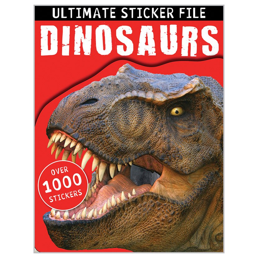 First Spread of Dinosaurs (9781783931156)