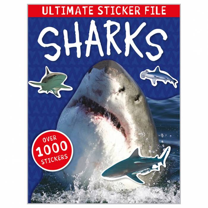 First Spread of Sharks (9781783938315)