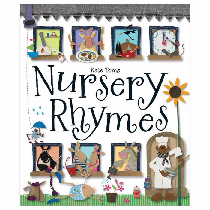 First Spread of Nursery Rhymes (9781848794931)