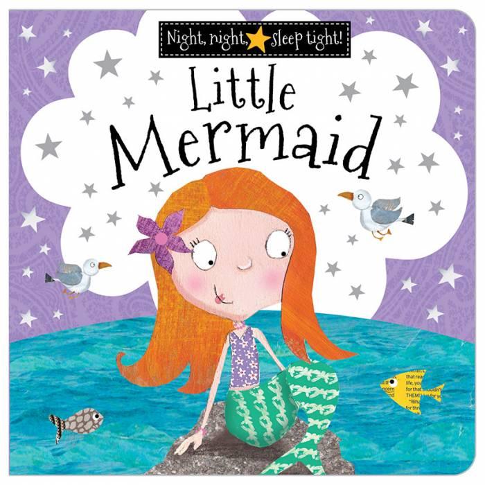 First Spread of Little Mermaid (9781783934997)
