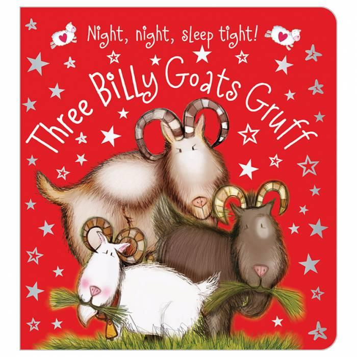 First Spread of Three Billy Goats Gruff (9781848799103)