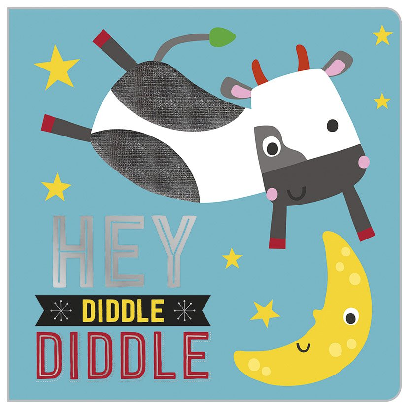 First Spread of Hey Diddle Diddle (9781783935352)
