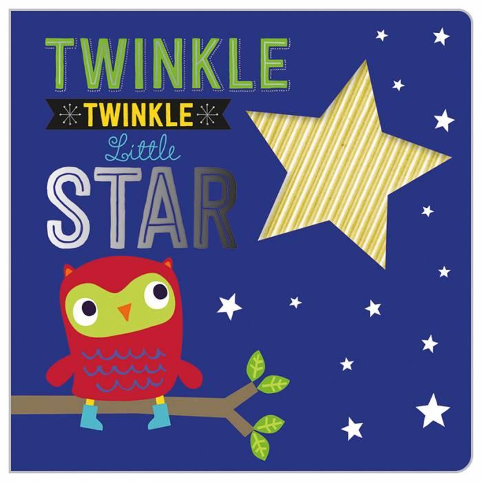 First Spread of Twinkle Twinkle (9781783935321)