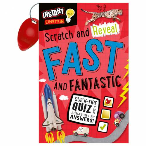 First Spread of Fast and Fantastic (9781785981517)