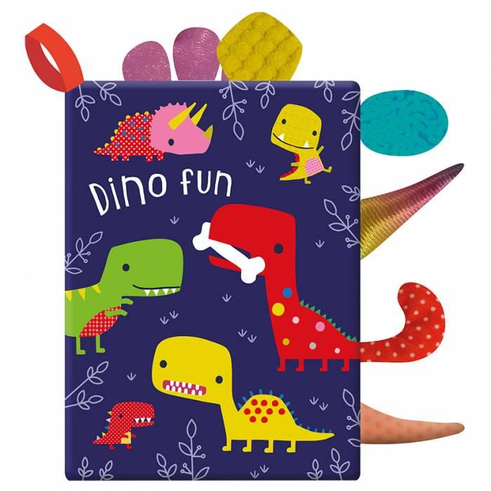 First Spread of Dino Fun (9781789470789)