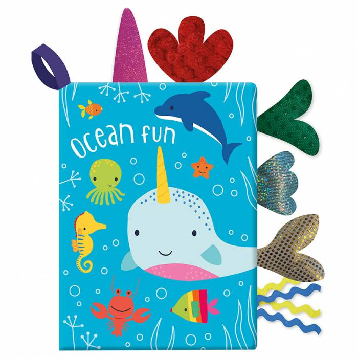 First Spread of Ocean Fun (9781789470994)