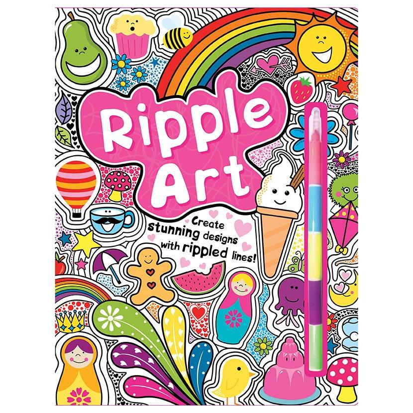 First Spread of Ripple Art (9781782352723)