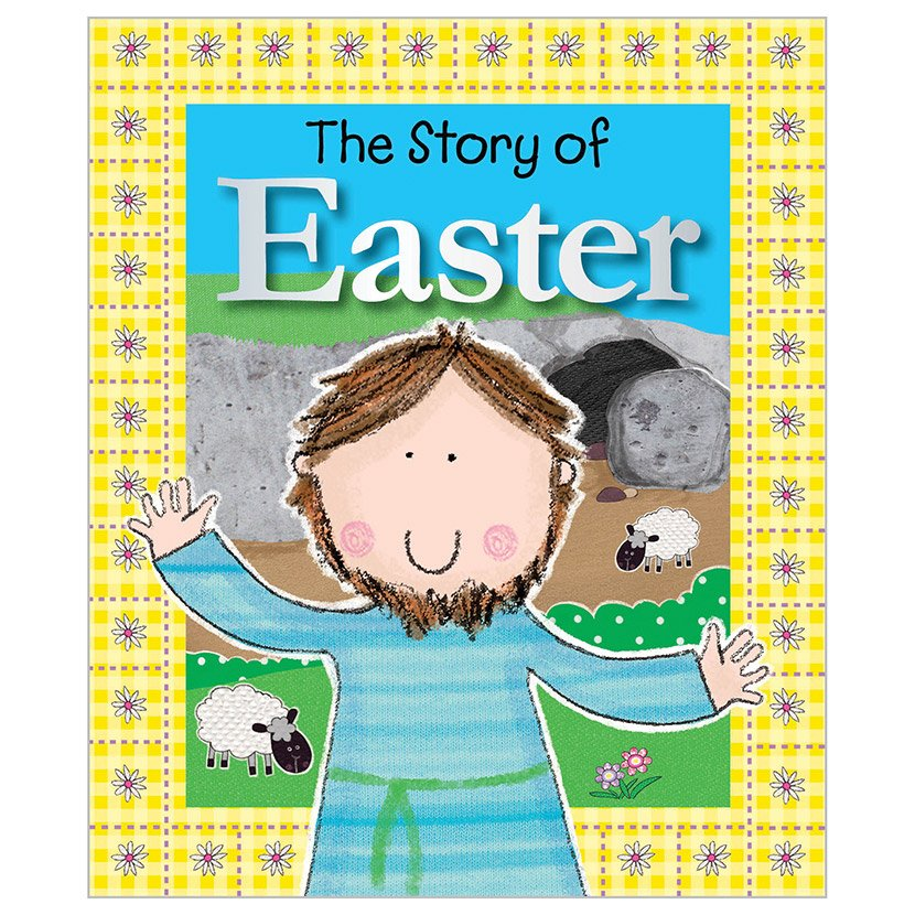 First Spread of The Story of Easter (9781782351153)
