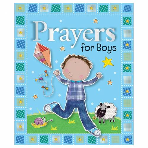 First Spread of Prayers for Boys (9781780658452)