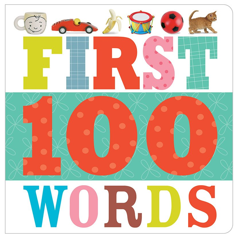 First Spread of First 100 Words (9781783932511)