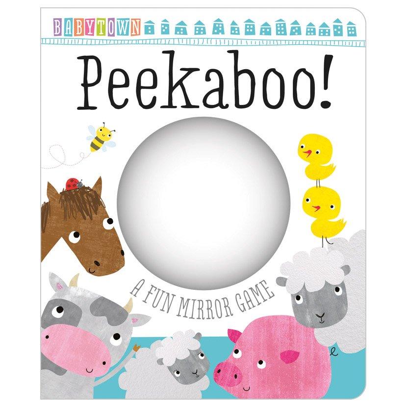 First Spread of Peekaboo! (9781783938704)